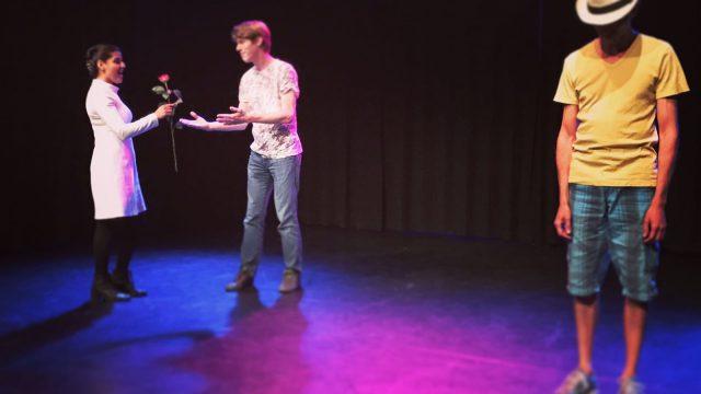 Cursus Fysiek theater | Docent